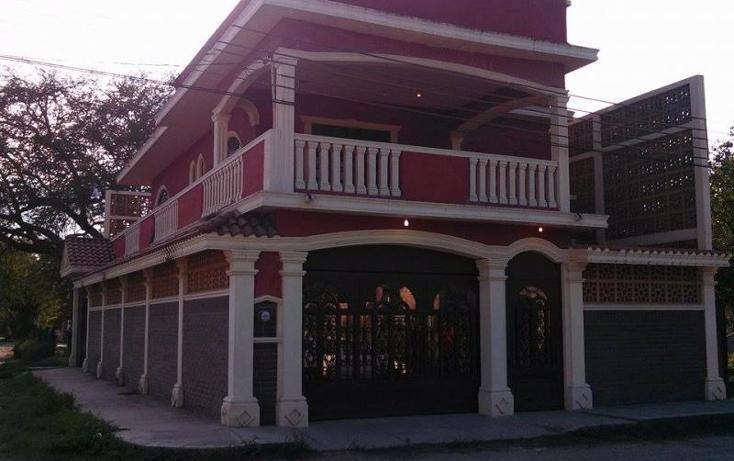 Foto de casa en venta en  , morelos, tampico, tamaulipas, 1152761 No. 01