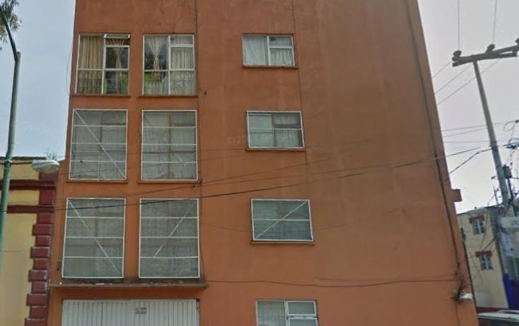 Foto de departamento en venta en  , morelos, venustiano carranza, distrito federal, 1663465 No. 01
