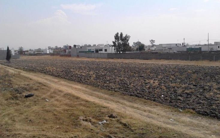 Foto de terreno habitacional en venta en  , morillotla, san andrés cholula, puebla, 1558602 No. 09