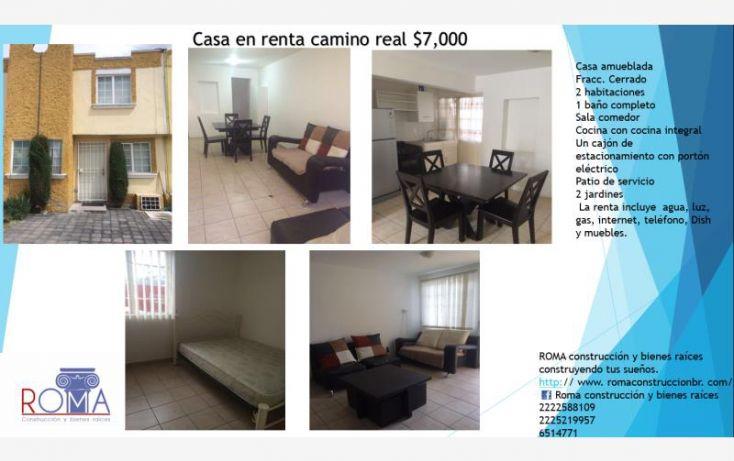 Foto de casa en renta en, morillotla, san andrés cholula, puebla, 1733848 no 01