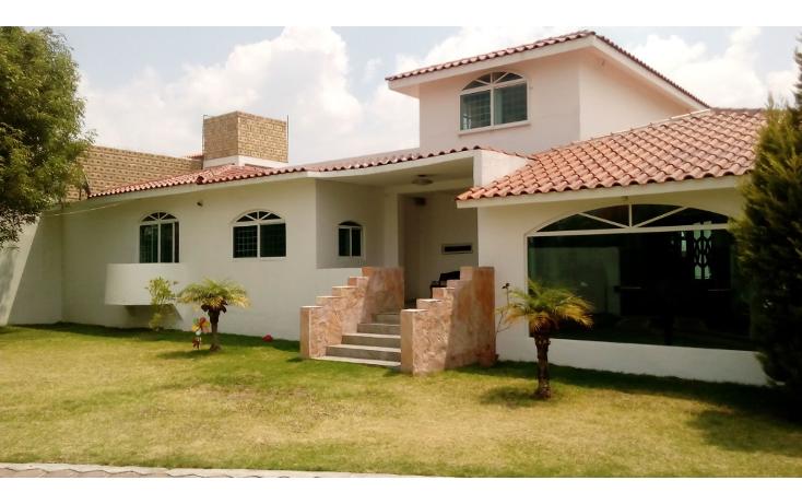 Foto de casa en venta en  , morillotla, san andrés cholula, puebla, 1829572 No. 01