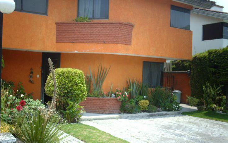 Foto de casa en condominio en venta en, morillotla, san andrés cholula, puebla, 2017782 no 01