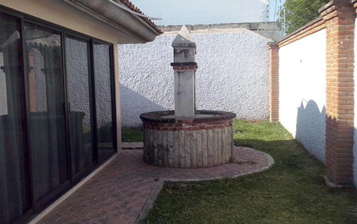 Foto de casa en venta en  , morillotla, san andrés cholula, puebla, 817139 No. 20