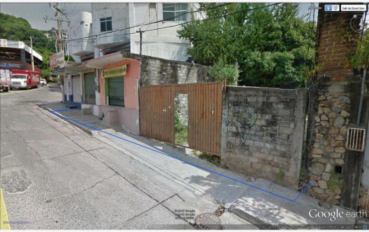 Foto de terreno comercial en venta en morteros 1, jacarandas, acapulco de juárez, guerrero, 1547122 no 01