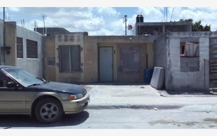 Foto de casa en venta en motolinia 9, infonavit conquistadores, r?o bravo, tamaulipas, 2030734 No. 01