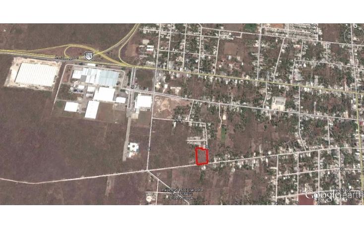 Foto de terreno comercial en venta en  , motul de carrillo puerto centro, motul, yucatán, 1051785 No. 09