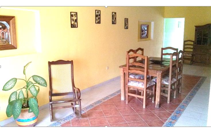 Foto de casa en venta en  , motul de carrillo puerto centro, motul, yucat?n, 1096847 No. 01