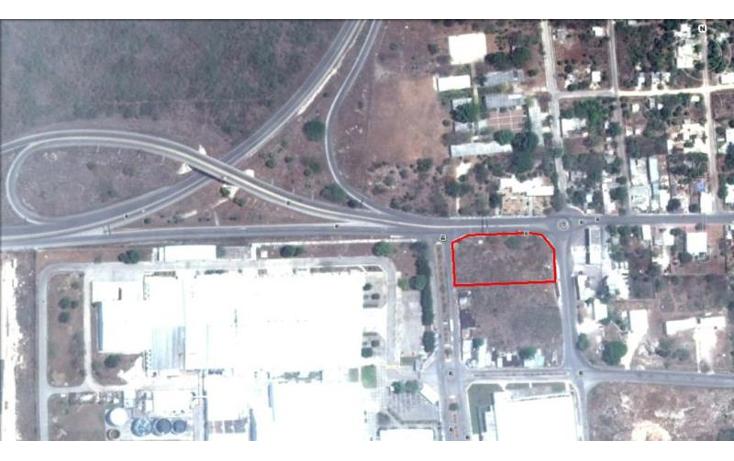 Foto de terreno comercial en venta en  , motul de carrillo puerto centro, motul, yucat?n, 1097495 No. 02