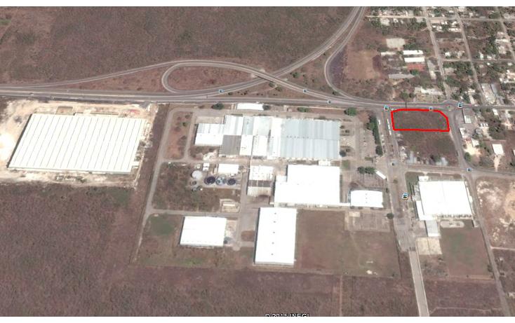 Foto de terreno comercial en venta en  , motul de carrillo puerto centro, motul, yucat?n, 1290173 No. 01