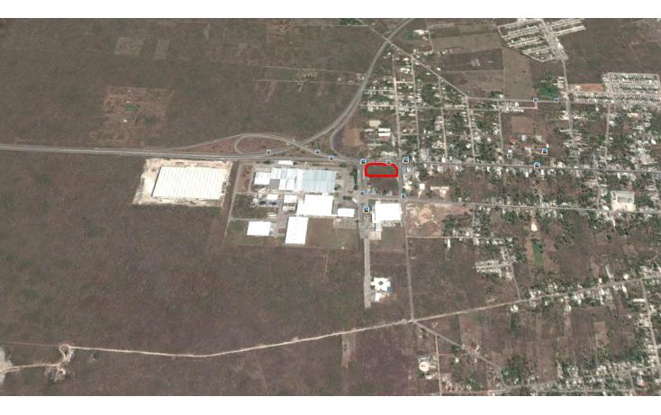 Foto de terreno comercial en venta en  , motul de carrillo puerto centro, motul, yucatán, 1290173 No. 02
