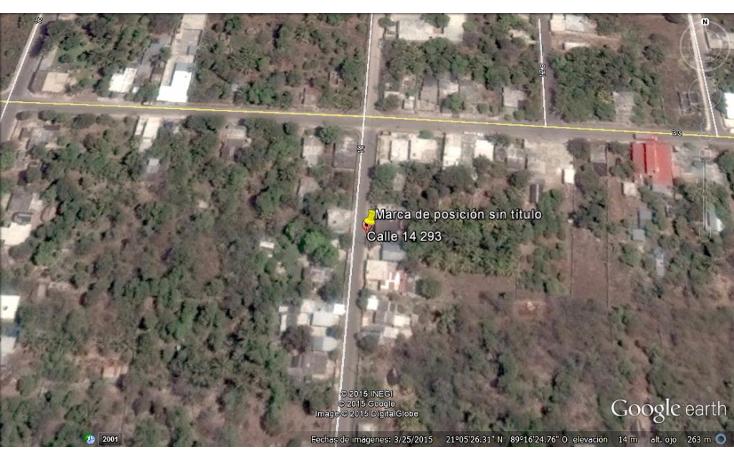 Foto de terreno habitacional en venta en  , motul de carrillo puerto centro, motul, yucatán, 1295441 No. 01