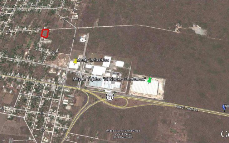 Foto de terreno comercial en venta en, motul de carrillo puerto centro, motul, yucatán, 1399613 no 01