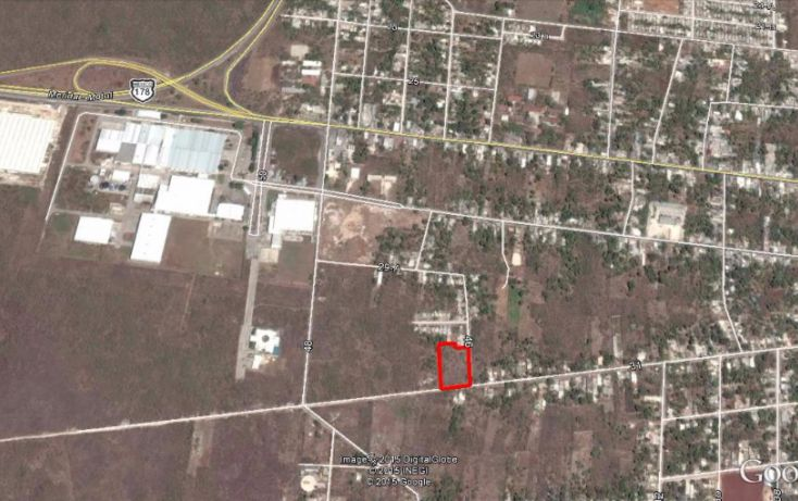 Foto de terreno comercial en venta en, motul de carrillo puerto centro, motul, yucatán, 1399613 no 02