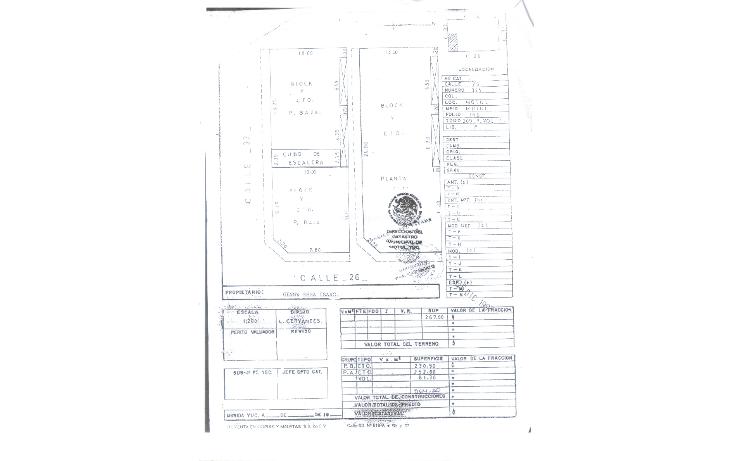 Foto de edificio en venta en  , motul de carrillo puerto centro, motul, yucat?n, 1462369 No. 03