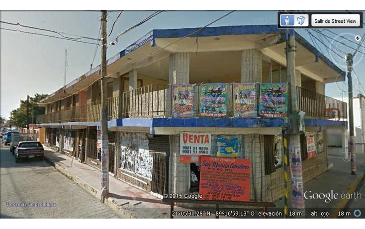 Foto de edificio en venta en  , motul de carrillo puerto centro, motul, yucat?n, 1462369 No. 06