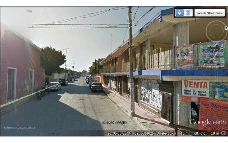 Foto de edificio en venta en  , motul de carrillo puerto centro, motul, yucat?n, 1462369 No. 07
