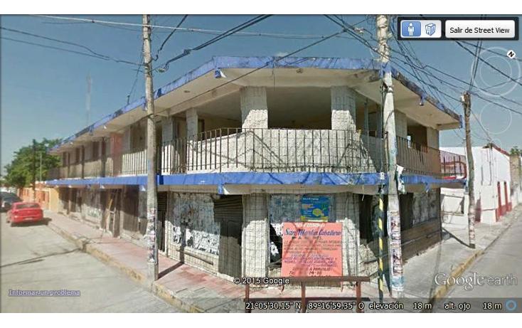 Foto de edificio en venta en  , motul de carrillo puerto centro, motul, yucat?n, 1462369 No. 08