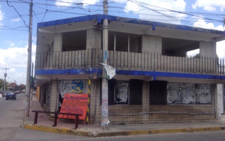 Foto de edificio en venta en  , motul de carrillo puerto centro, motul, yucat?n, 1506547 No. 01