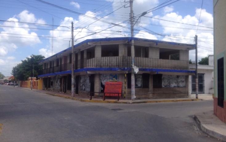Foto de edificio en venta en  , motul de carrillo puerto centro, motul, yucat?n, 1506547 No. 02
