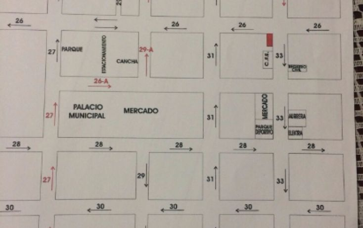 Foto de edificio en venta en, motul de carrillo puerto centro, motul, yucatán, 1506547 no 05