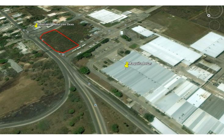Foto de terreno comercial en venta en  , motul de carrillo puerto centro, motul, yucatán, 1556952 No. 01