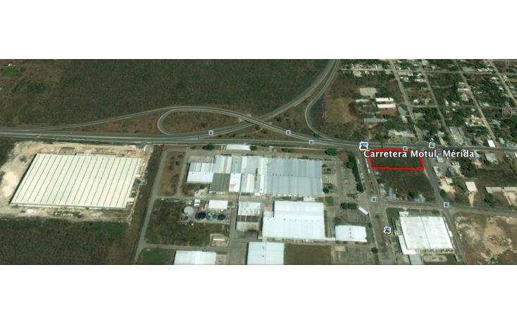 Foto de terreno comercial en venta en  , motul de carrillo puerto centro, motul, yucatán, 1556952 No. 04