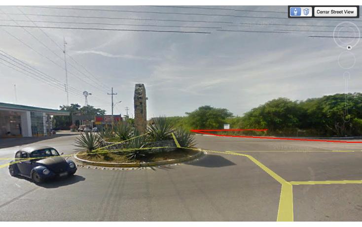 Foto de terreno comercial en venta en  , motul de carrillo puerto centro, motul, yucatán, 1556952 No. 05