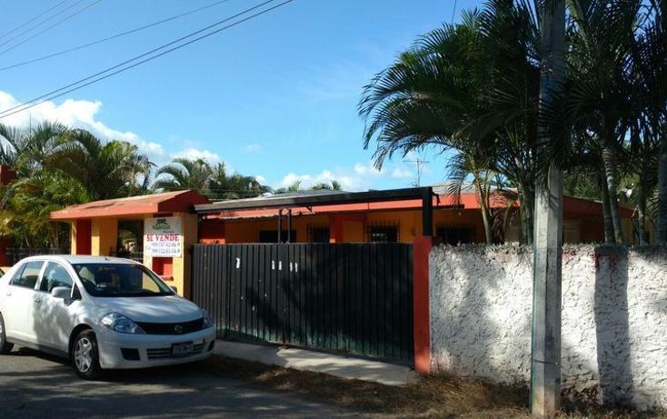 Foto de casa en venta en  , motul de carrillo puerto centro, motul, yucatán, 1646469 No. 01
