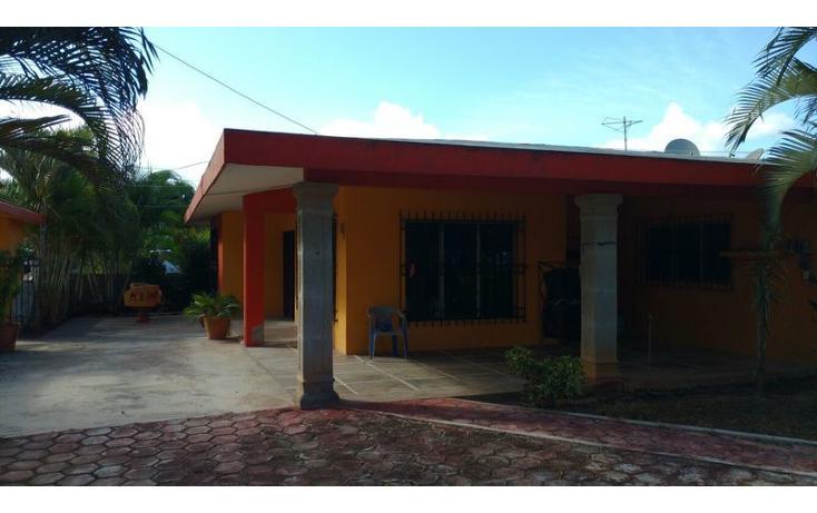 Foto de casa en venta en  , motul de carrillo puerto centro, motul, yucatán, 1646469 No. 06