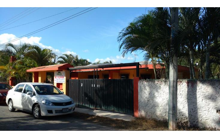 Foto de casa en venta en  , motul de carrillo puerto centro, motul, yucat?n, 1661466 No. 01