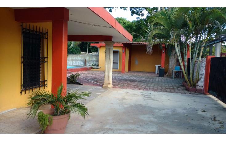 Foto de casa en venta en  , motul de carrillo puerto centro, motul, yucat?n, 1661466 No. 12