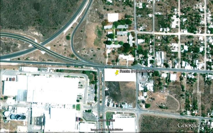 Foto de terreno comercial en venta en  , motul de carrillo puerto centro, motul, yucatán, 2635958 No. 03