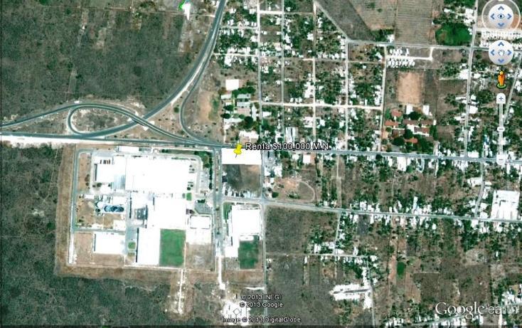 Foto de terreno comercial en venta en  , motul de carrillo puerto centro, motul, yucatán, 2635958 No. 04