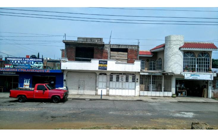 Foto de casa en venta en  , movimiento magisterial, uruapan, michoacán de ocampo, 1661170 No. 01