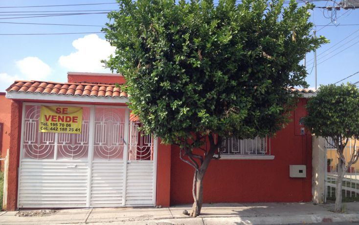 Foto de casa en venta en, movimiento obrero, querétaro, querétaro, 2030431 no 01