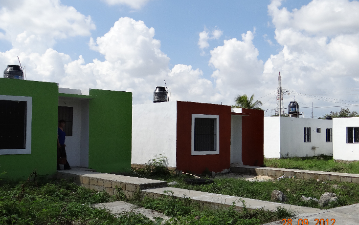 Foto de casa en venta en  , mulchechen, kanasín, yucatán, 1065281 No. 03