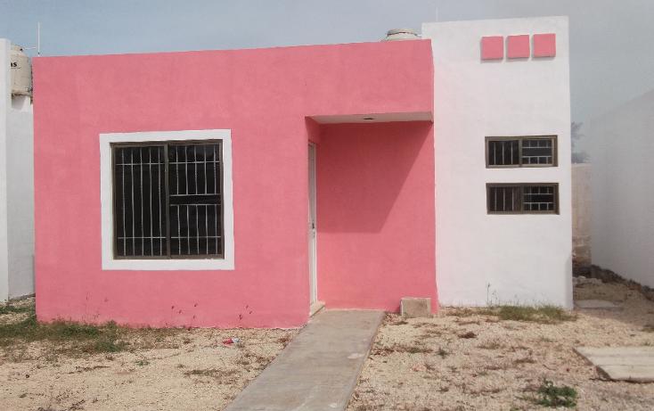 Foto de casa en venta en  , mulchechen, kanasín, yucatán, 1605854 No. 01