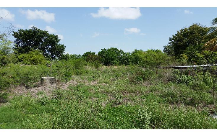 Foto de terreno comercial en venta en  , mulchechen, kanasín, yucatán, 2003772 No. 02