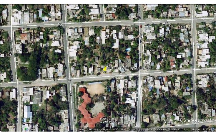 Foto de terreno habitacional en venta en  , mulsay de la magdalena, mérida, yucatán, 1551070 No. 02