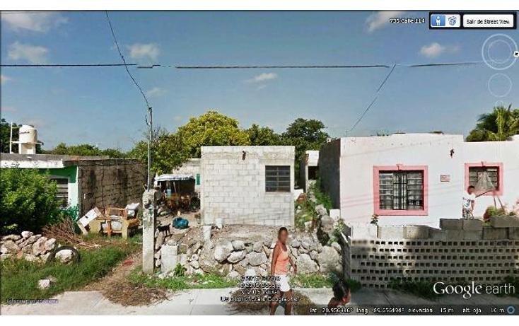Foto de terreno habitacional en venta en  , mulsay de la magdalena, mérida, yucatán, 1551070 No. 03