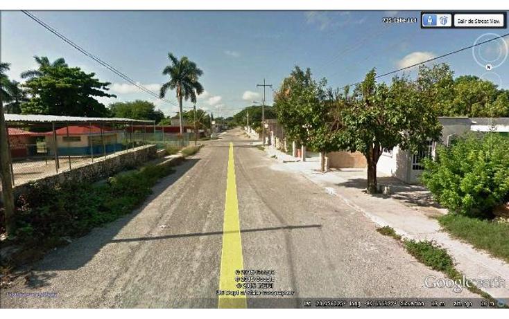 Foto de terreno habitacional en venta en  , mulsay de la magdalena, mérida, yucatán, 1551070 No. 05
