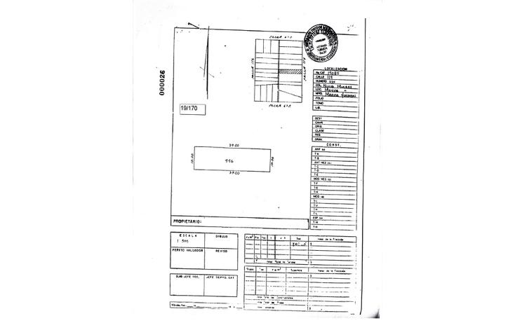Foto de terreno habitacional en venta en  , mulsay de la magdalena, mérida, yucatán, 1551070 No. 07