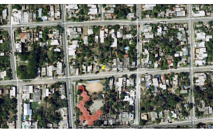 Foto de terreno comercial en venta en  , mulsay de la magdalena, mérida, yucatán, 1691332 No. 01