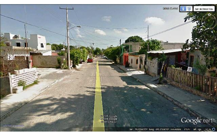 Foto de terreno comercial en venta en  , mulsay de la magdalena, mérida, yucatán, 1691332 No. 04