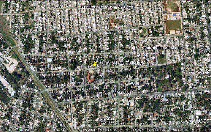 Foto de terreno comercial en venta en, mulsay de la magdalena, mérida, yucatán, 1741792 no 01