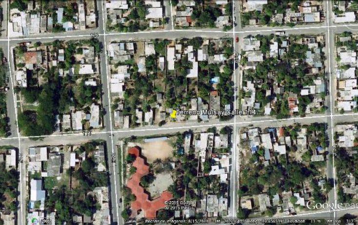 Foto de terreno comercial en venta en, mulsay de la magdalena, mérida, yucatán, 1741792 no 02