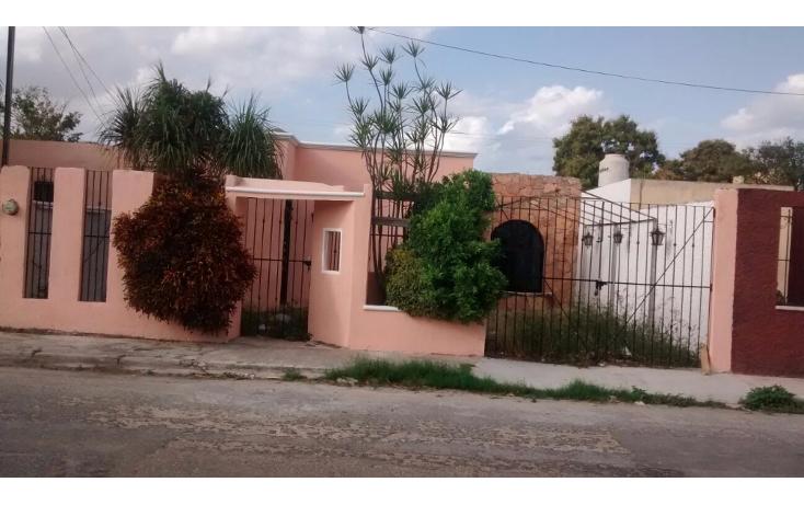 Foto de casa en venta en  , mulsay, mérida, yucatán, 1737532 No. 01