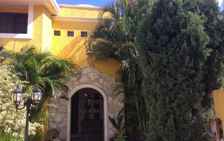 Foto de casa en venta en  , mulsay polígono, mérida, yucatán, 1293783 No. 01