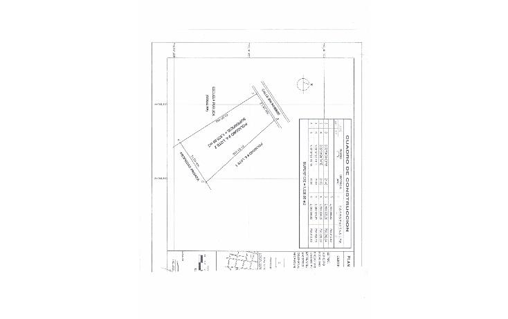 Foto de terreno habitacional en venta en  , multunchac, campeche, campeche, 1572380 No. 02