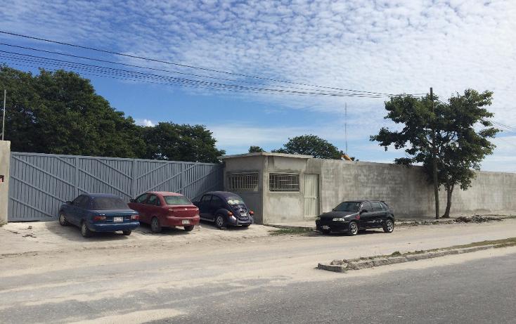 Foto de terreno industrial en renta en  , mundo maya, carmen, campeche, 1289053 No. 01